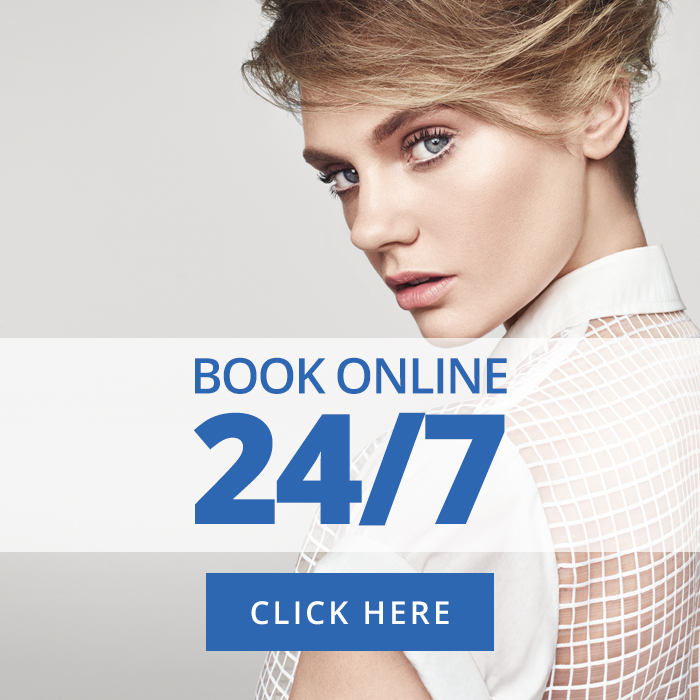 Book Online Blue Hairdressing
