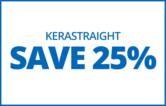 KeraStraight - Save 25% at Blue Hair