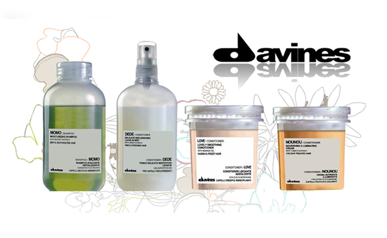 Blue Hairdressing Hair Treatments Davines
