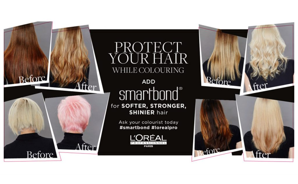 Blue Hairdressing Hair Treatments Smartbond