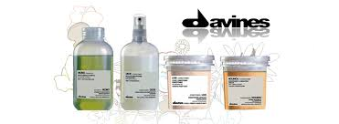 davines hair products