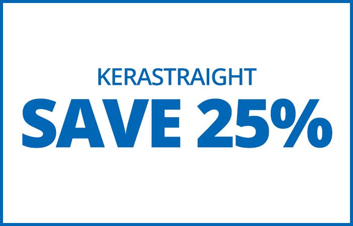KeraStraight - Save 25% at Blue Hair