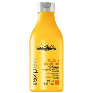 L'Oreal solar shampoo
